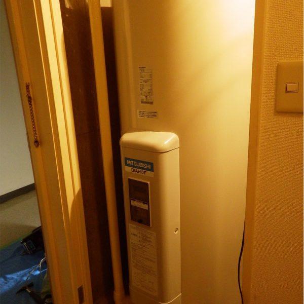 三菱電気温水器 SR-375C