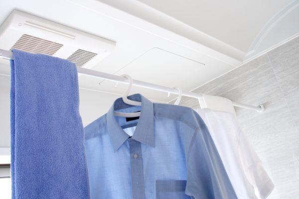 浴室暖房乾燥機で素敵なバスライフを