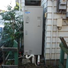 関東地方 電気温水器取替え工事 DH-37T1X(B)サムネイル