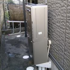大阪府箕面市 給湯暖房器取替え工事サムネイル