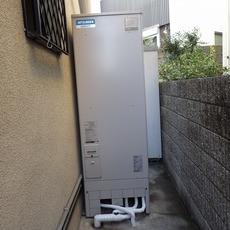 大阪府伊丹市 M様邸 電気温水器取替え工事サムネイル