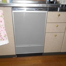 大阪府豊中市 W様邸 ビルトイン食洗機取替え工事サムネイル