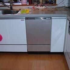 大阪府豊中市 T様邸 ビルトイン食洗機取替え工事サムネイル