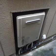 京都府宇治市 S様邸 ガスふろ給湯器取替え工事サムネイル