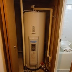 兵庫県伊丹市 K様 電気温水器取替え工事サムネイル