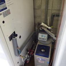 兵庫県西宮市 蒸気ボイラー取替工事サムネイル