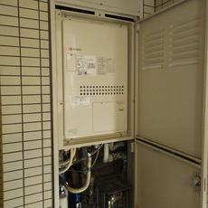 兵庫県西宮市 M様邸 給湯器取替工事サムネイル