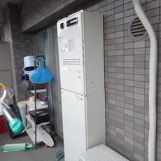 大阪府吹田市 T様邸 暖房付ガスふろ給湯器取替工事サムネイル