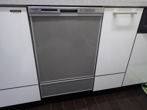 大阪府大阪市 S様邸 ビルトイン食洗機取付工事サムネイル