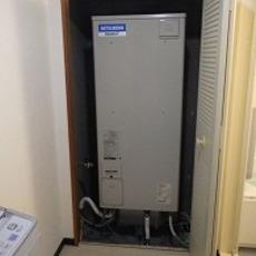 大阪府豊中市 電気温水器取替工事 SRT-J37CH4サムネイル