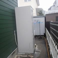 兵庫県川西市 エコキュート取替工事 SRT-S462サムネイル