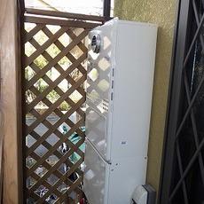 兵庫県神戸市 暖房付ガスふろ給湯器取替工事 GTH-2413SAWXDサムネイル