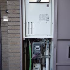 兵庫県神戸市 暖房付ガスふろ給湯器取替工事 GH-2000ATH6-1サムネイル