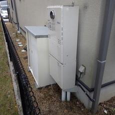 箕面市 暖房付ガスふろ給湯器取替工事 GTH-C2450AW3H BLサムネイル