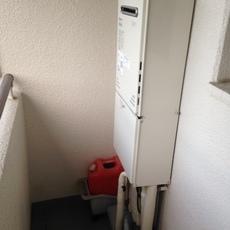 神奈川県厚木市 ガスふろ給湯器取替工事 GT-C2052AWX-2 BLサムネイル