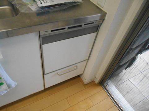 埼玉県さいたま市 食器洗い乾燥機取替工事 NP-45VS7Sサムネイル
