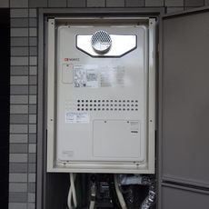 大阪府吹田市 暖房付きガスふろ給湯器取替工事 GQH-2443AWX3H-T BLサムネイル