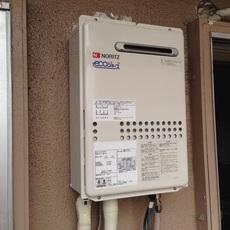 東京都大田区 ガス給湯器取替工事 GQ-C2434WSサムネイル