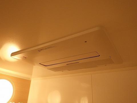 大阪市東住吉区 浴室乾燥機取替工事 BDV-4104AUKNC-J3-BLサムネイル
