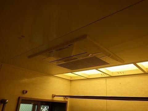 大阪府吹田市 浴室乾燥機取替工事 RBH-C418K3Pサムネイル