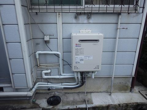 大阪府堺市 ガス給湯器取替工事 GT-C2052SAWX-2 BLサムネイル