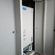 大阪府大阪市福島区 電気温水器取替工事 SRT-J46WDM4サムネイル