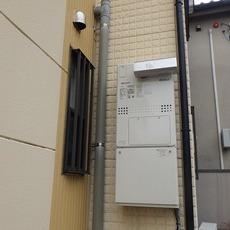 兵庫県尼崎市 暖房付きガスふろ給湯器取替工事 GTH-C2451AW3H BLサムネイル