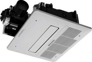 浴室乾燥機 BDV-4104AUKNC-BL ノーリツ 1室換気 標準サムネイル