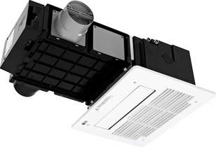 浴室乾燥機 BDV-3306AUKNSC-J2-BL ノーリツ 2室換気 コンパクトサムネイル