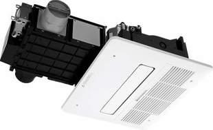 浴室乾燥機 BDV-4104AUKNC-J2-BL ノーリツ 2室換気 標準サムネイル