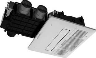 浴室乾燥機 BDV-4106AUKNC-J3-BL ノーリツ 3室換気 標準サムネイル