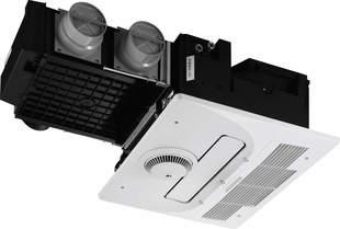 浴室乾燥機 BDV-M3305AUKNT-J3-BL ノーリツ ミスト 3室換気 コンパクトサムネイル