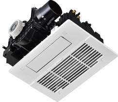 浴室乾燥機 RBH-C338K1P リンナイ 1室換気 コンパクトサムネイル