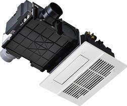 浴室乾燥機 RBH-C338K2P リンナイ 2室換気 コンパクトサムネイル